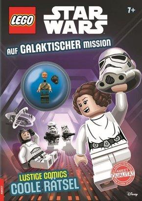 """LEGO® Star Wars™ - Auf galaktischer Mission (Mit Minifigur """"Kordi Freemaker"""")"""