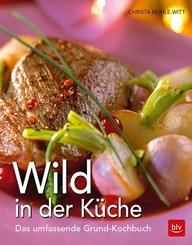 Wild in der Küche