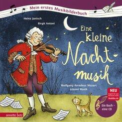 Eine kleine Nachtmusik, m. Audio-CD