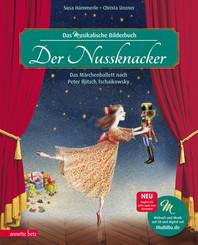 Der Nussknacker, m. Audio-CD