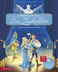 Die Zauberflöte, m. Audio-CD