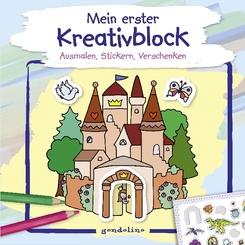 Mein erster Kreativblock (Schloss)