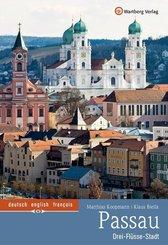 Passau - Drei Flüsse-Stadt