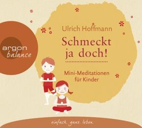 Schmeckt ja doch!, 1 Audio-CD