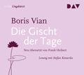 Die Gischt der Tage, 5 Audio-CDs
