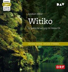 Witiko, 3 MP3-CDs
