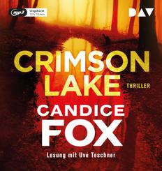 Crimson Lake, 1 Audio-CD, 1 MP3