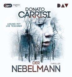 Der Nebelmann, 1 Audio-CD, MP3