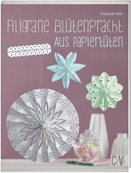 Filigrane Blütenpracht aus Papiertüten