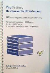 Top-Prüfung Restaurantfachfrau / Restaurantfachmann