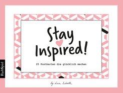 Postkarten-Set mit Sprüchen zur Inspiration - Tl.1