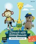 Tierisch süße Häkelfreunde auf Weltreise