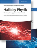 Halliday Physik deLuxe, 2 Bde.
