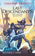 Last Descendants - Das Schicksal der Götter