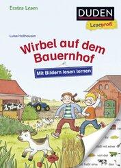 Wirbel auf dem Bauernhof - DUDEN Erstes Lesen Vorschule