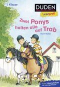 Duden Leseprofi - Zwei Ponys halten alle auf Trab