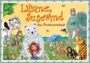 Liliane Susewind - Das Postkartenbuch