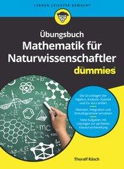 Übungsbuch Mathematik für Naturwissenschaftler für Dummies