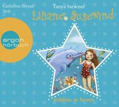 Liliane Susewind - Delphine in Seenot, 2 Audio-CD; Volume II