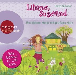 Liliane Susewind - Ein kleiner Hund mit großem Herz, 1 Audio-CD
