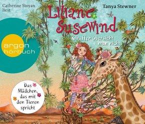 Liliane Susewind - Giraffen übersieht man nicht, 4 Audio-CD