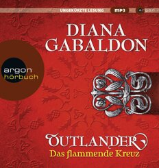 Outlander - Das flammende Kreuz, 9 Audio-CD,