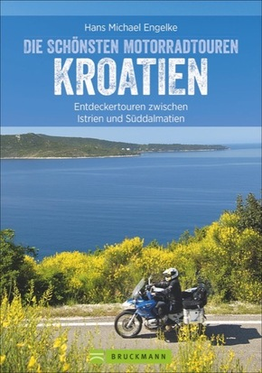 Die schönsten Motorradtouren Kroatien