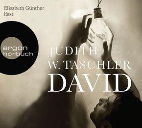 David, 5 Audio-CDs