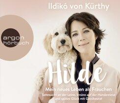 Hilde - Mein neues Leben als Frauchen, 4 Audio-CD