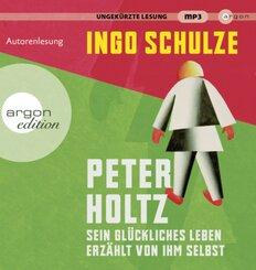 Peter Holtz, 2 MP3-CD