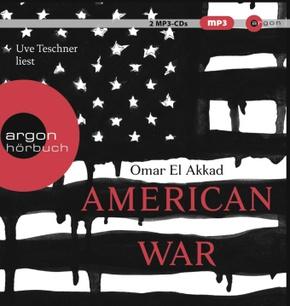 American War, 2 MP3-CDs