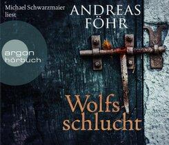Wolfsschlucht, MP3-CD