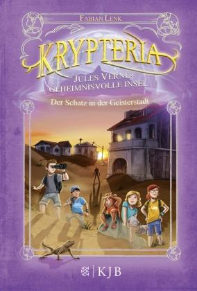 Krypteria - Jules Vernes geheimnisvolle Insel. Der Schatz in der Geisterstadt