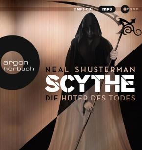 Scythe - Die Hüter des Todes, 2 MP3-CDs