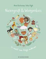 Nasengruß & Wangenkuss - So macht man Dinge anderswo