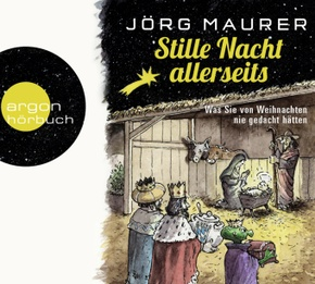 Stille Nacht allerseits, 2 Audio-CDs