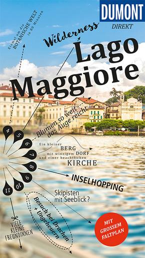 DuMont direkt Reiseführer Lago Maggiore