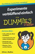 Experimente verblüffend einfach für Dummies Junior