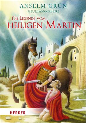 Die Legende vom heiligen Martin, Mini-Ausgabe