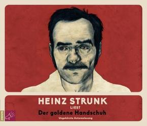 Der goldene Handschuh, 5 Audio-CD