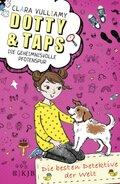 Dotty und Taps - Die geheimnisvolle Pfotenspur