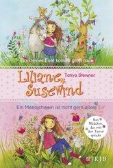 Liliane Susewind - Ein kleiner Esel kommt groß raus / Liliane Susewind - Ein Meerschwein ist nicht gern allein.