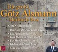 Die große Götz Alsmann Hörbuch-Box, 18 Audio-CD