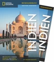 NATIONAL GEOGRAPHIC Reisehandbuch Indien