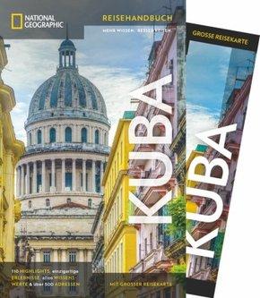 NATIONAL GEOGRAPHIC Reisehandbuch Kuba