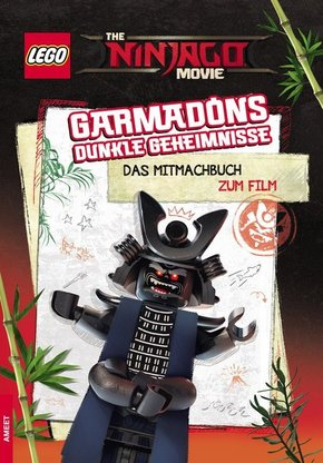 The LEGO® NINJAGO™ Movie Garmadons dunkle Geheimnisse