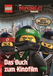 The LEGO® NINJAGO™ Movie, Das Buch zum Kinofilm