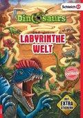 Schleich Dinosaurs - Labyrinthe-Welt - Mit extra Stickern Dinosaurier