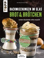 Backmischungen im Glas - Brot und Brötchen