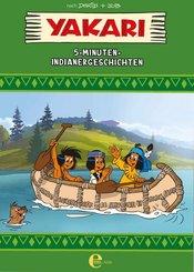 Yakari - 5-Minuten-Indianergeschichten